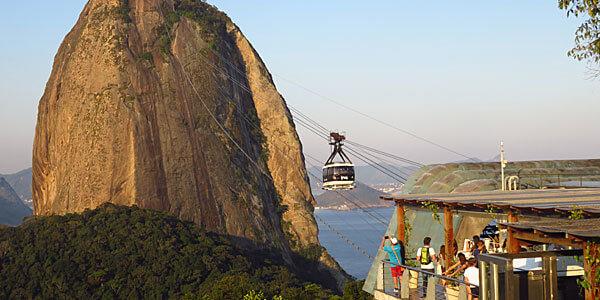 Dez coisas para fazer no Rio de Janeiro.