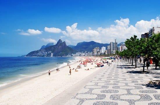 As 10 melhores praias do Rio de Janeiro.