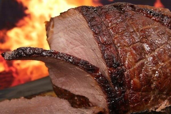 Receitas de carne assada fácil de fazer.