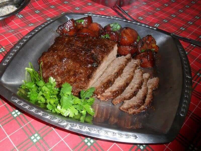 4 receitas de carne assada que qualquer pessoa consegue fazer.