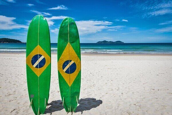 Praia ilha grande a melhor praia do brasil