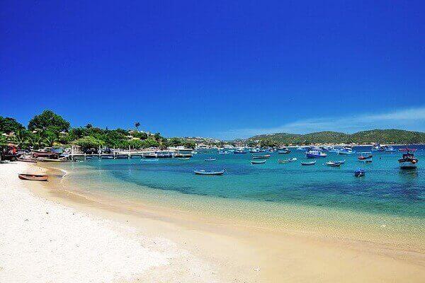 Balneário de Búzios, praias do brasil