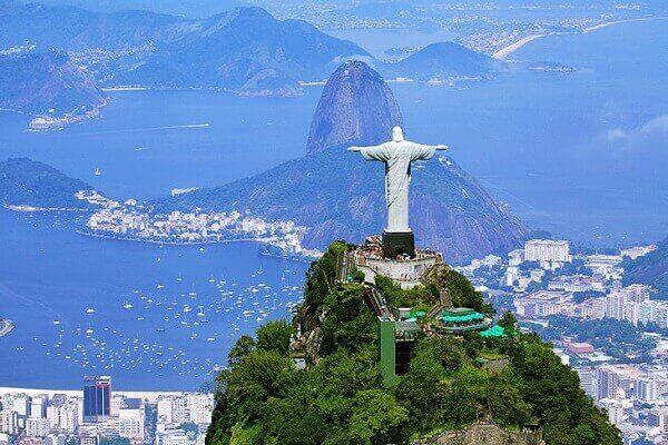 13 atrações turísticas no Brasil mais avaliadas no Brasil