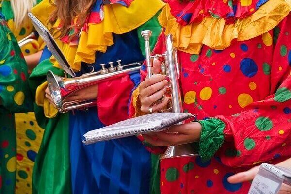 5 atrações turísticas no Brasil - Carnaval, Rio de Janeiro.