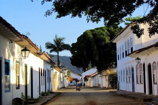 Foto: Paraty é um dos melhores destinos fora do Rio de Janeiro