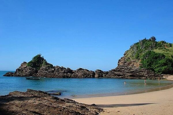 Praia da Ferradurinha, Búzios
