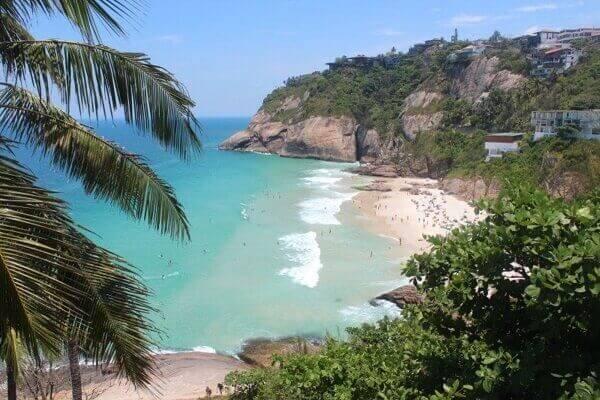 Praia de Joatinga, Rio de Janeiro Fluxo d'água