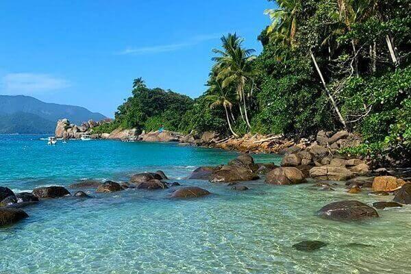 Praia dos Aventureiros, Ilha Grande