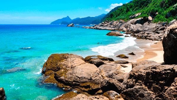 Praias e balneários de Angra dos Reis