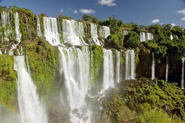 atrações turísticas no Brasil - Cataratas do Iguaçu