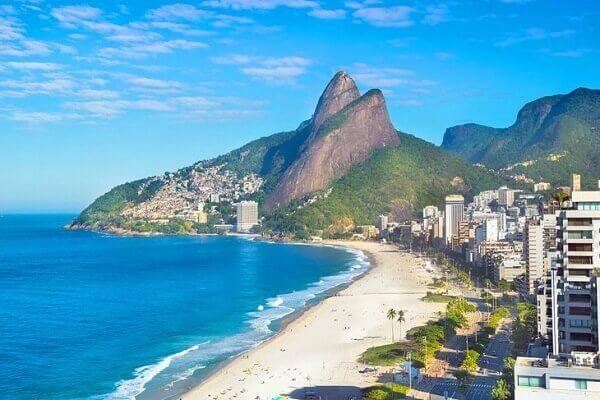 6 atrações turísticas no Brasil - Ipanema rio de janeiro
