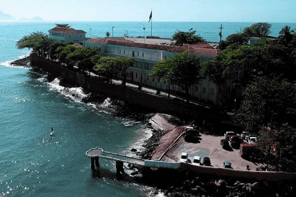 Pontos turísticos do Rio de Janeiro em Copacabana